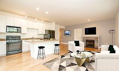 Living Room, 2300 W St Paul Ave 304, 1