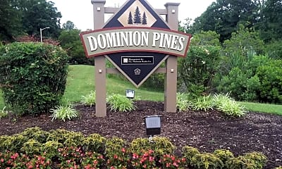 Community Signage, Dominion Pines, 2