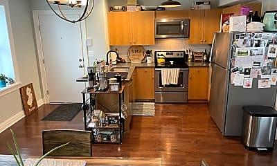 Kitchen, 52 Elm St 4, 1