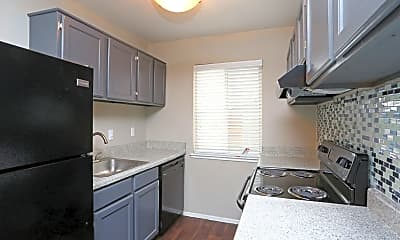 Kitchen, The Residences at Northgate, 1