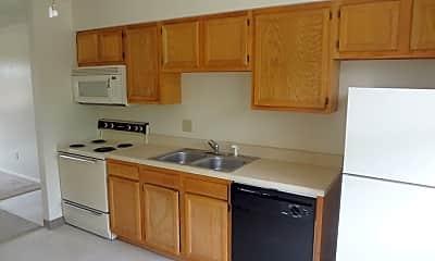 Kitchen, Willedrob Apartments, 2