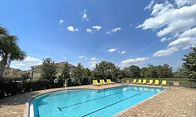 Pool, 2444 Hassonite St, 2