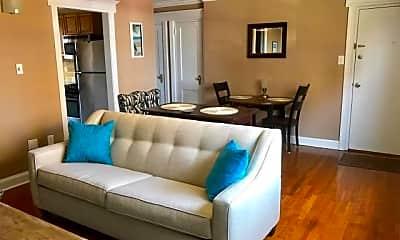 Living Room, 300 Deal Lake Dr 6, 0