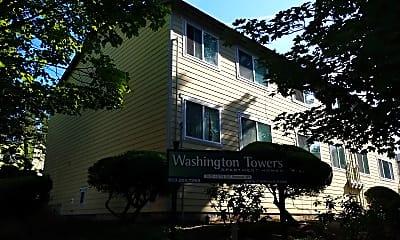 Washington Towers Apartments, 0