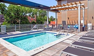 Pool, Soll Apartments, 0