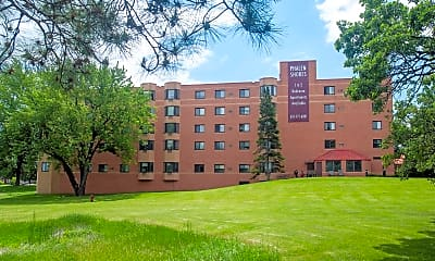Phalen Shores Apartments, 2