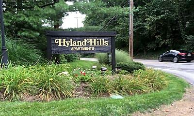 Hyland Hills Apartments, 1