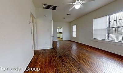 Living Room, 1501 S College Ave, 1