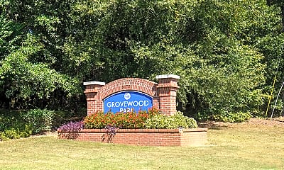 Community Signage, Harper Grove, 2