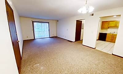 Living Room, 3724 Colonial Ave, 1