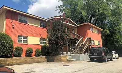 Building, 687 Dalvigney St NW, 0