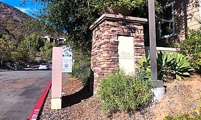 Sage Canyon Apartments, 1