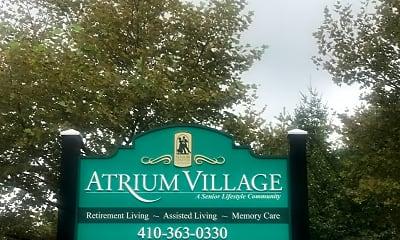 Atrium Village, 1
