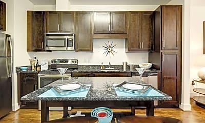 Kitchen, Winthrop, 1