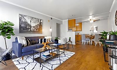 Living Room, 2150 S Lewis St, 0