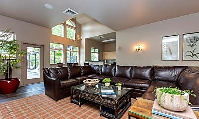 Living Room, Springfield Meadows, 0
