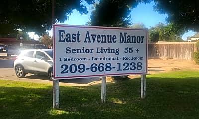 East Avenue Manor, 1