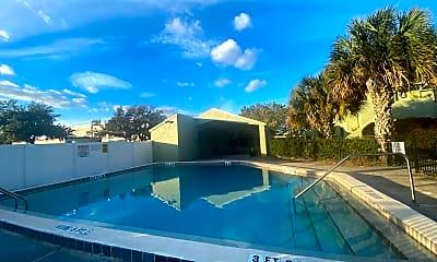 Pool, 5861 La Costa Dr, 2