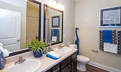 Bathroom, Tryon Park at Rivergate, 2