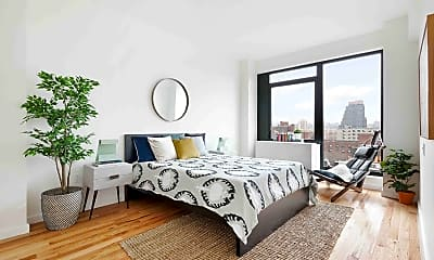 Bedroom, 2211 3rd Ave 5-A, 1