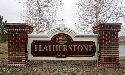 Community Signage, 937 Heatherwood Drive, 2