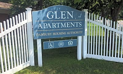 Glen Apartments, 1