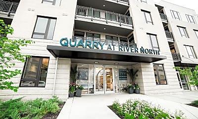 Building, Quarry at River North, 0