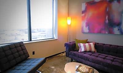 Bedroom, 300 South St. Paul, 1