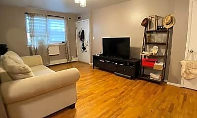 Living Room, 3282 Oxford Ave 8, 1