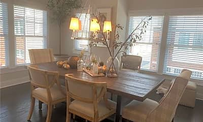 Dining Room, 1440 W 4th St, 1