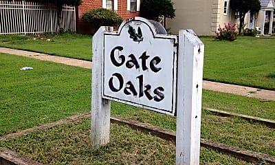 Gate Oaks, 1