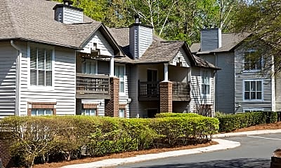 University Ridge Apartments, 1
