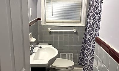 Bathroom, Room for Rent -  114, 0