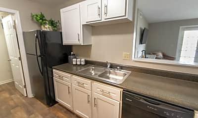 Kitchen, The Trails of Saddlebrook, 1