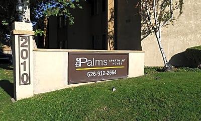 Palms Apartments, 1
