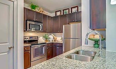 Kitchen, Sorrel Luxury Apartments, 1