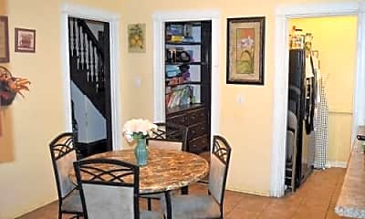 Dining Room, 14 Larchmont St, 0
