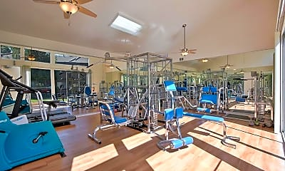 Fitness Weight Room, Plum Orchard, 2