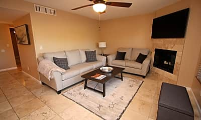 Living Room, 6651 N Campbell Ave 150, 0