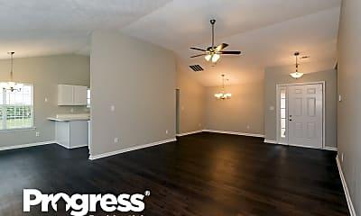 Living Room, 513 Bentley Way, 1