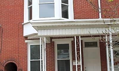 Building, 28 N Albemarle St, 0