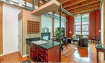 Kitchen, 815 Porter St, 0