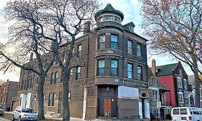 Building, 2358 S St Louis Ave, 0