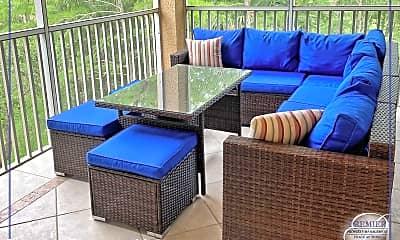 Patio / Deck, 8267 Parkstone Pl, 1