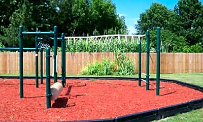 Playground, The Gardens at Pryor Creek, 1