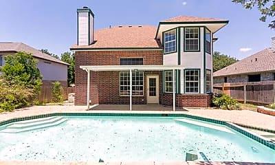 Pool, 21435 Bubbling Creek, 0