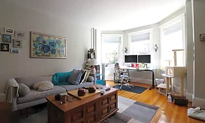 Living Room, 136 Pleasant St, 1