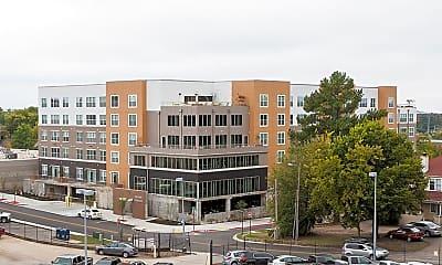 Building, Gather Dickson, 2