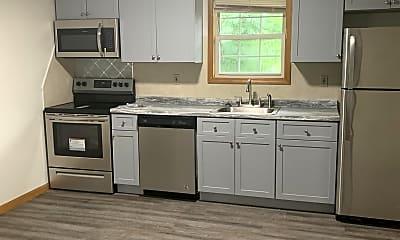 Kitchen, 1608 Crane St, 1