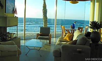 Patio / Deck, 3377 Ocean Front Walk, 0